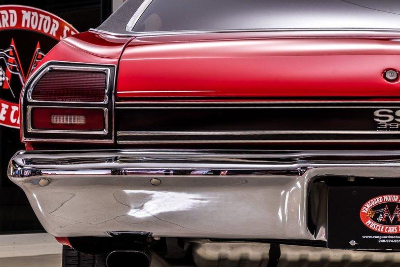 1969 Chevrolet Chevelle 30