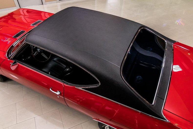 1969 Chevrolet Chevelle 34