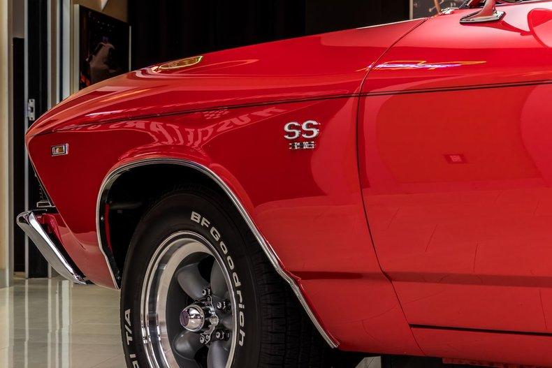 1969 Chevrolet Chevelle 33