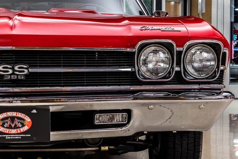 1969 Chevrolet Chevelle 25
