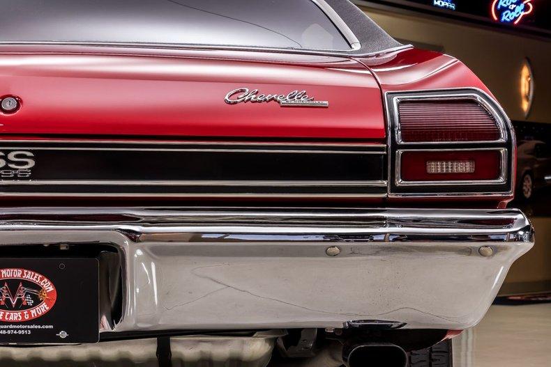 1969 Chevrolet Chevelle 39