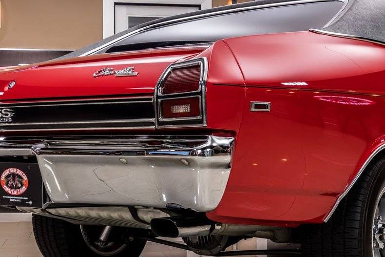 1969 Chevrolet Chevelle 40