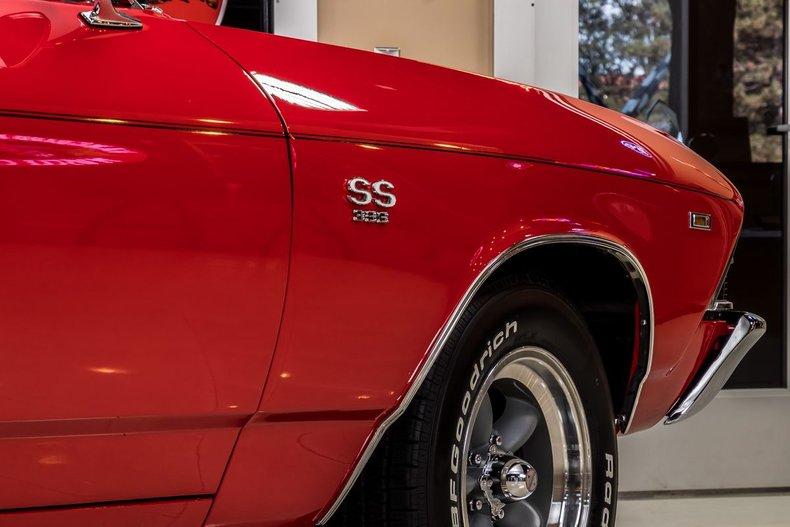 1969 Chevrolet Chevelle 42