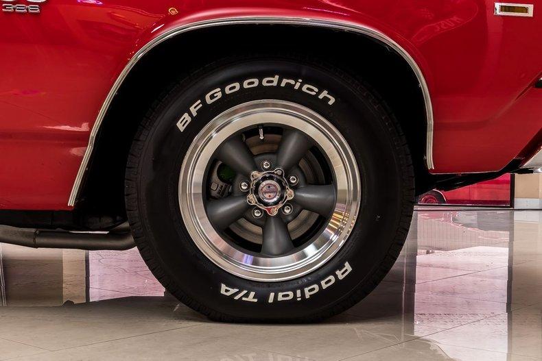 1969 Chevrolet Chevelle 45