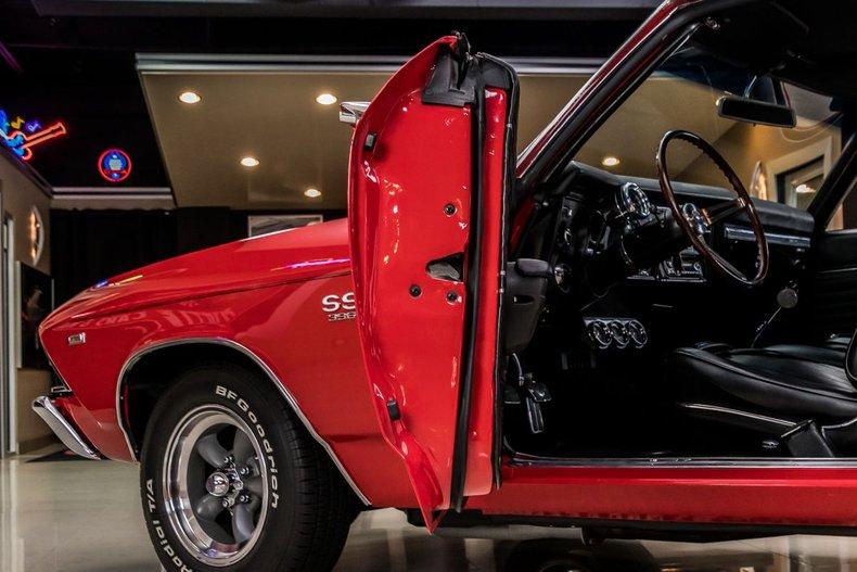 1969 Chevrolet Chevelle 50