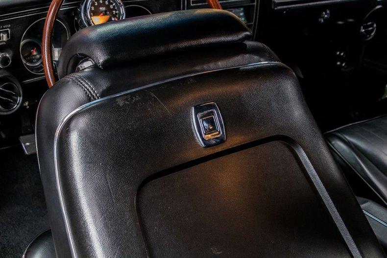 1969 Chevrolet Chevelle 56