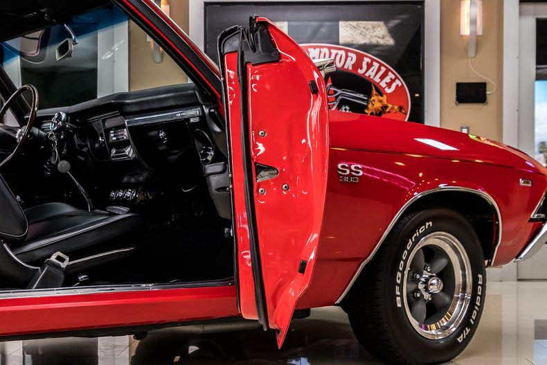 1969 Chevrolet Chevelle 65