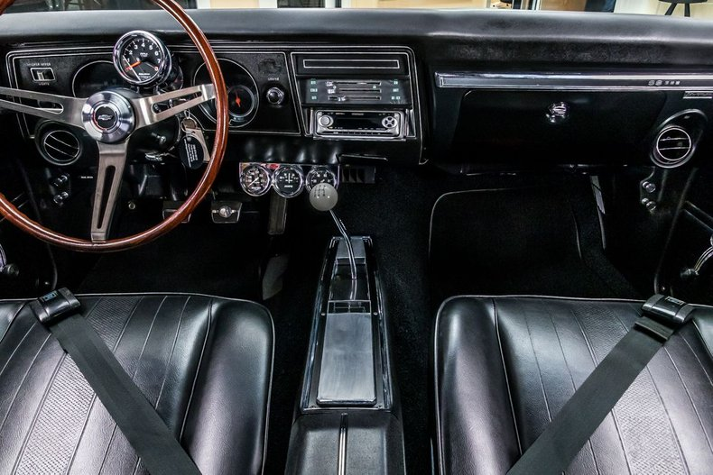 1969 Chevrolet Chevelle 72