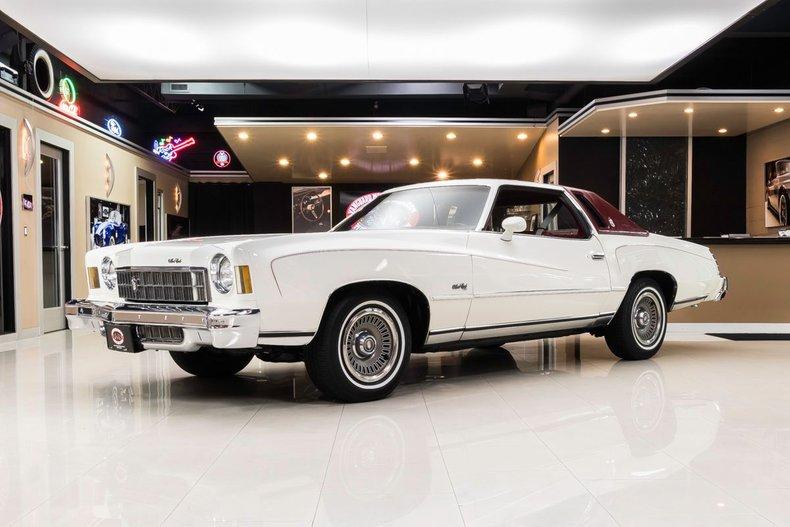 1975 Chevrolet Monte Carlo For Sale