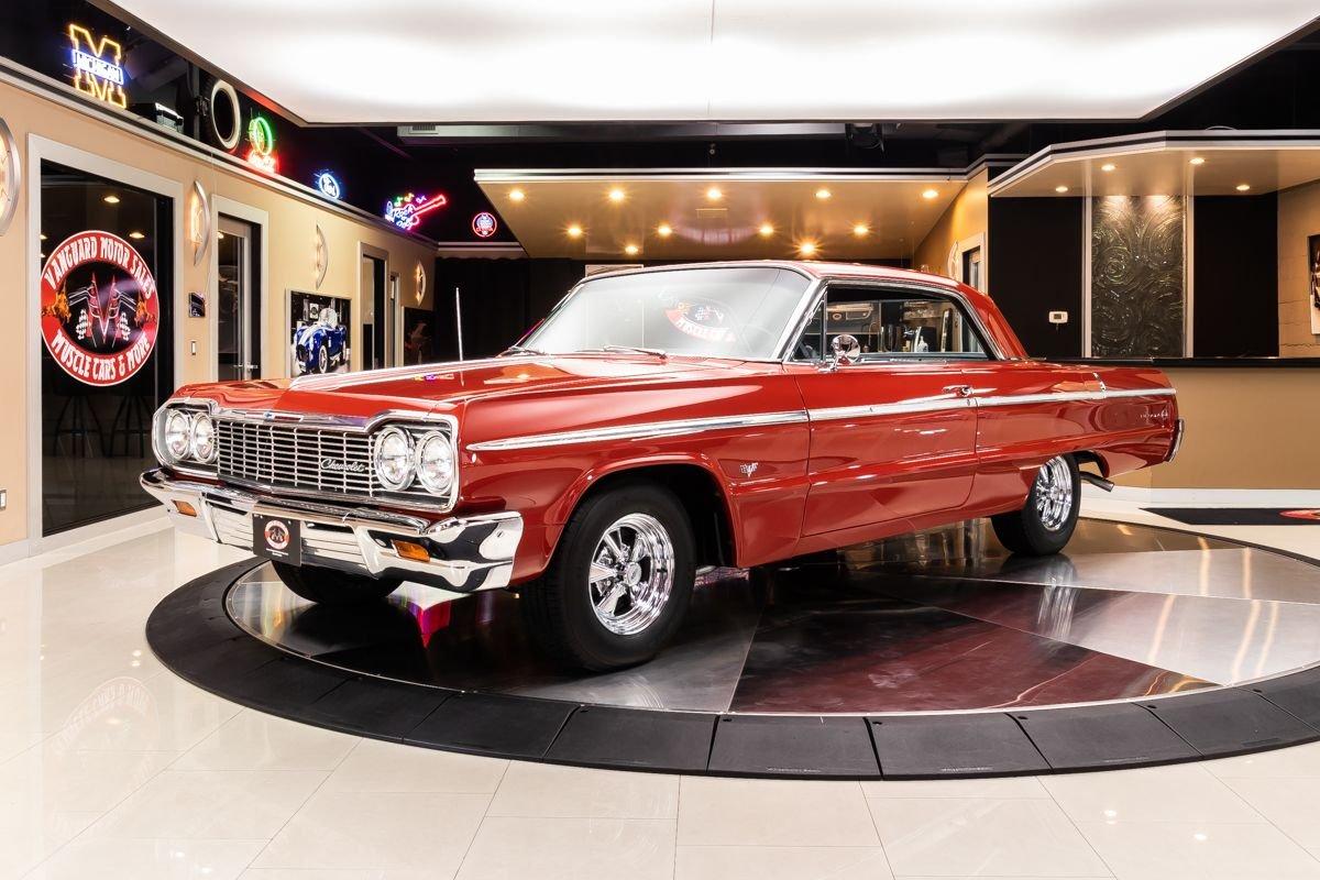 Kekurangan Chevrolet Impala 64 Review