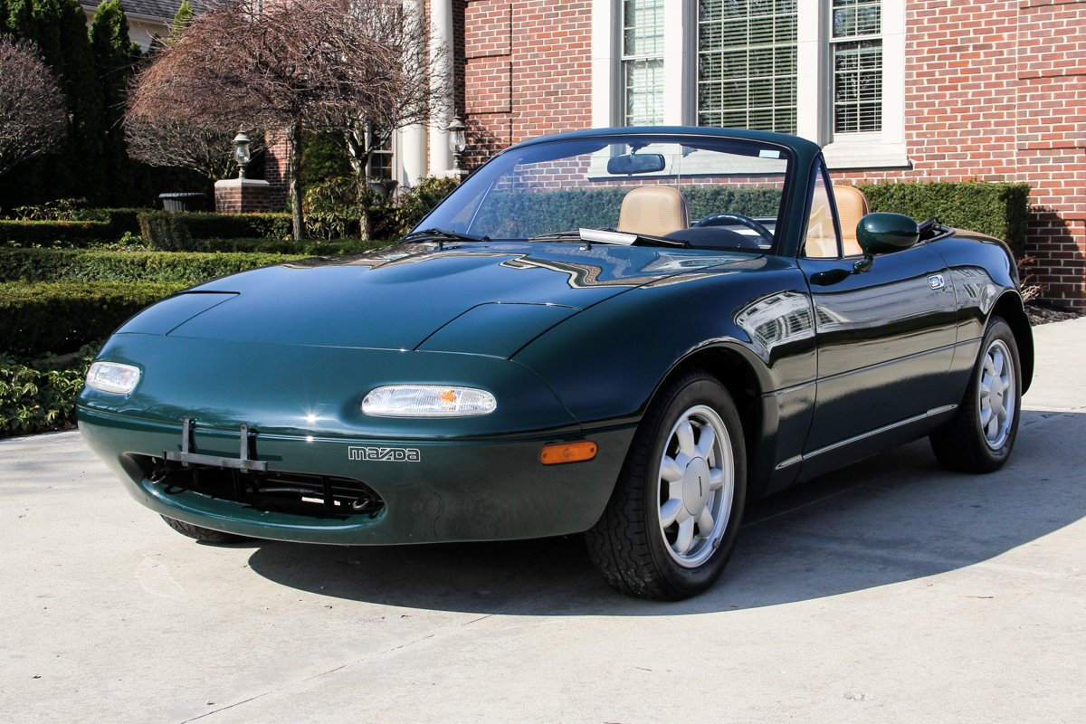 For Sale 1991 Mazda Miata
