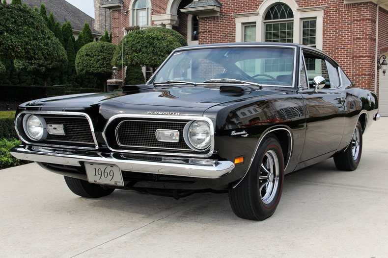 1969 plymouth barracuda | classic cars for sale michigan: muscle & old cars  | vanguard motor sales