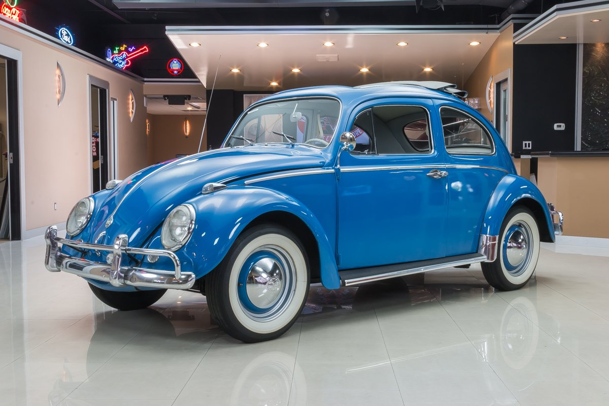 For Sale 1960 Volkswagen Beetle