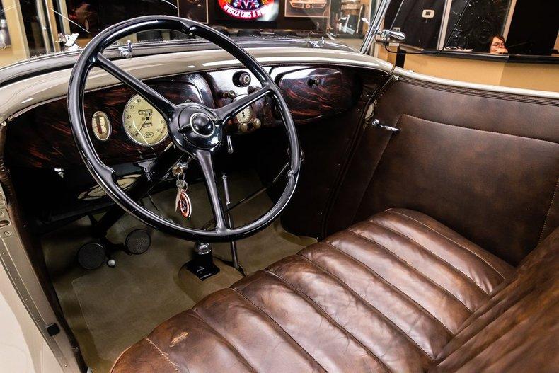 1934 Ford Phaeton 18