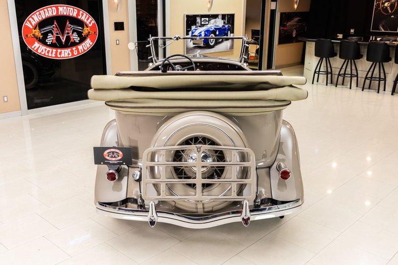 1934 Ford Phaeton 30