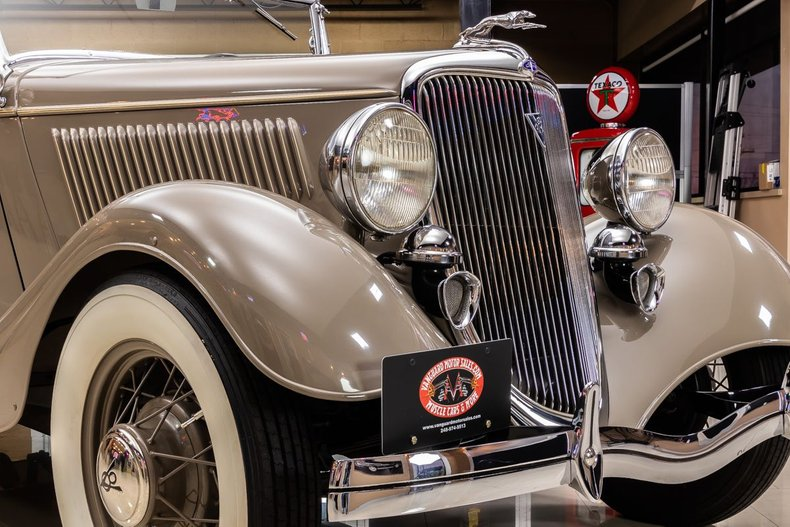 1934 Ford Phaeton 37