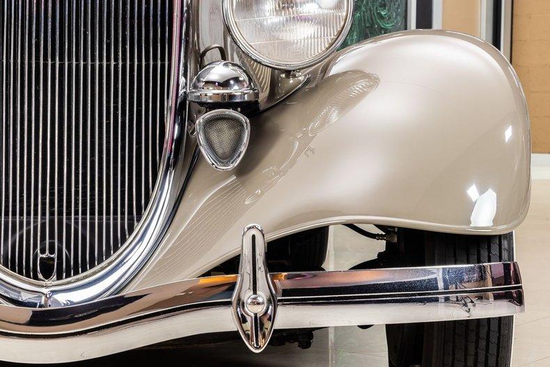 1934 Ford Phaeton 45