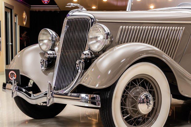 1934 Ford Phaeton 46