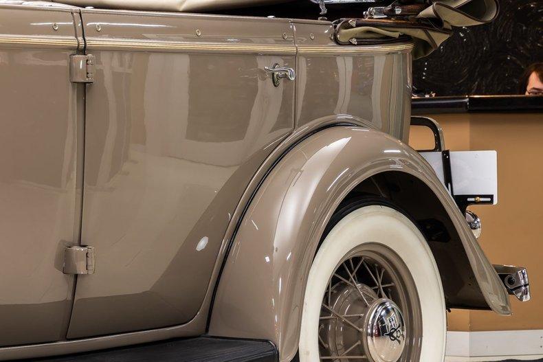 1934 Ford Phaeton 48