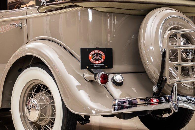 1934 Ford Phaeton 51