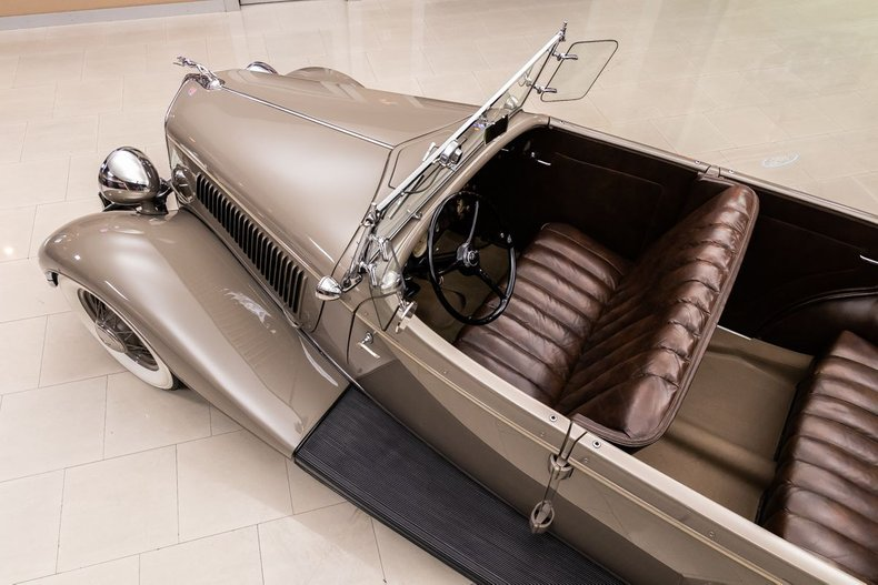 1934 Ford Phaeton 55