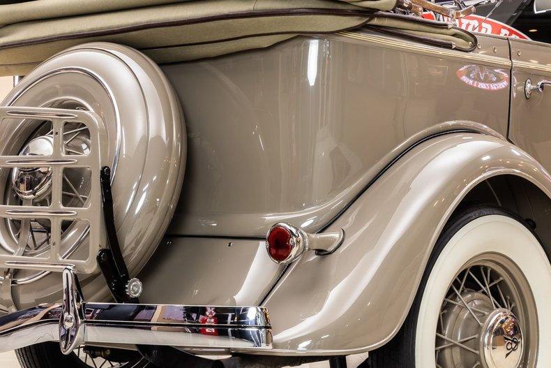 1934 Ford Phaeton 58