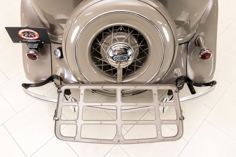 1934 Ford Phaeton 65