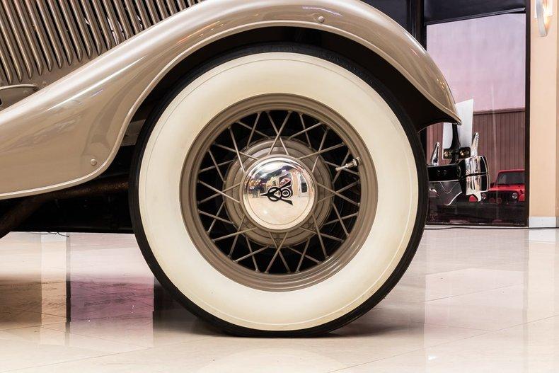 1934 Ford Phaeton 66