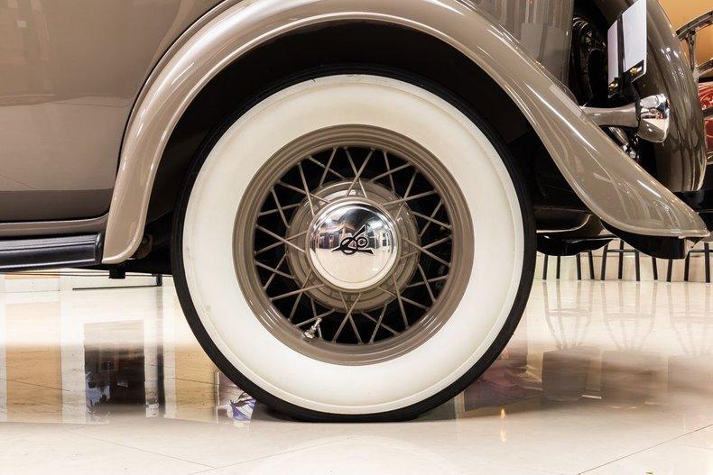 1934 Ford Phaeton 68