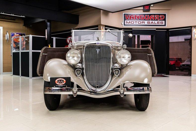 1934 Ford Phaeton 70