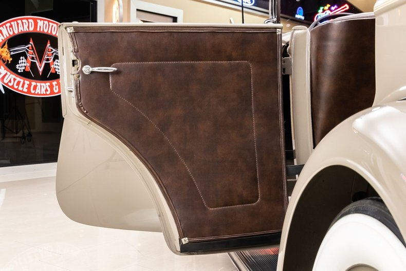 1934 Ford Phaeton 76