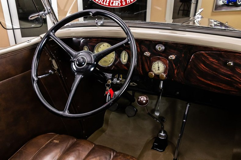 1934 Ford Phaeton 85
