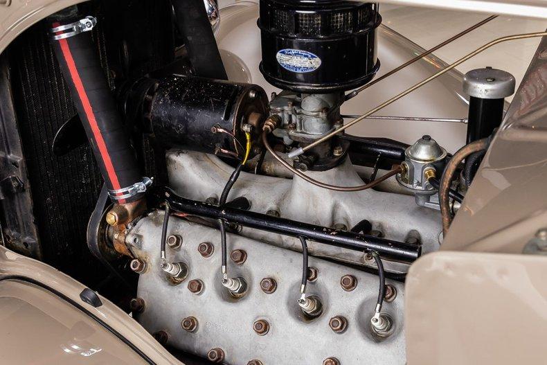 1934 Ford Phaeton 96