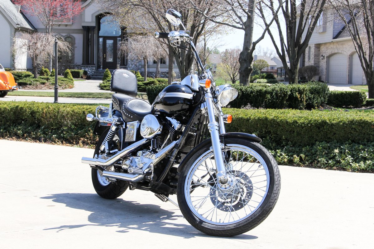 For Sale 2003 Harley Davidson Dyna