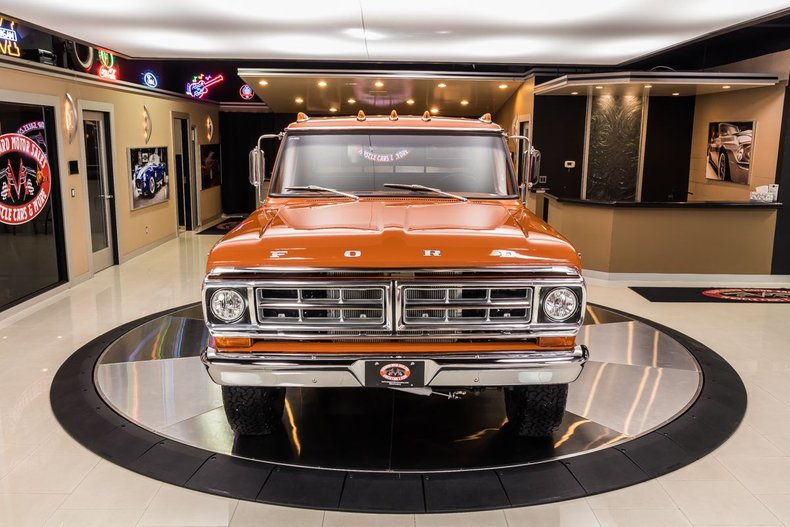 1971 Ford F100 29