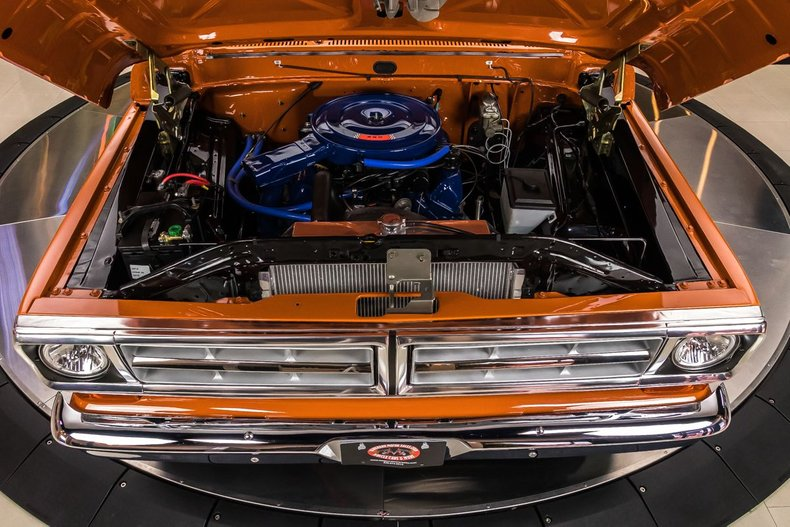 1971 Ford F100 26