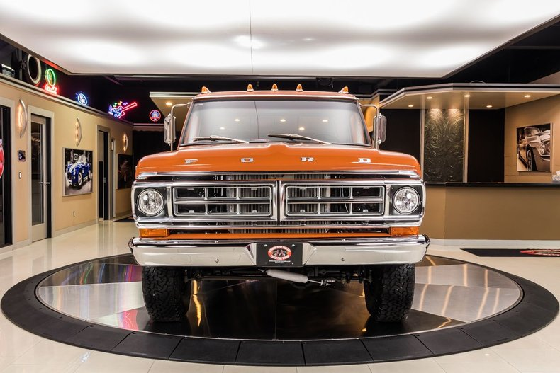 1971 Ford F100 28