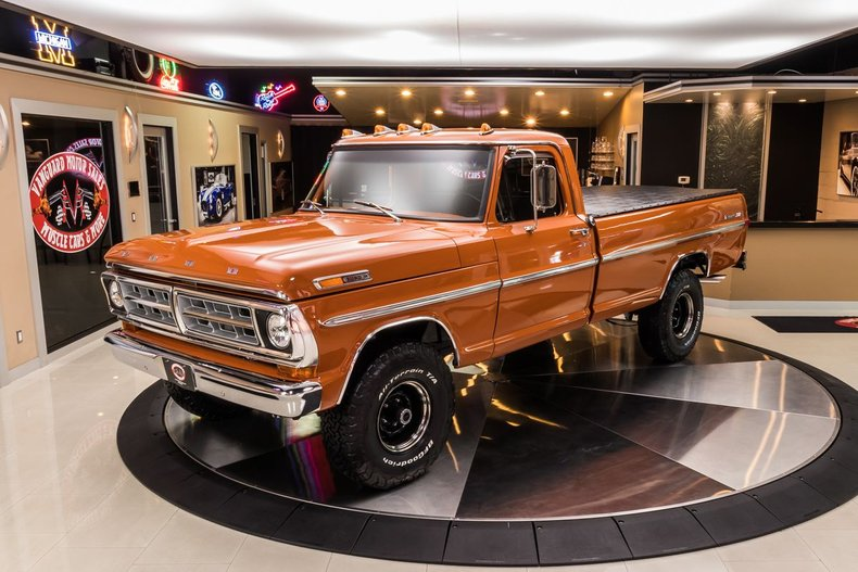 1971 Ford F100 27