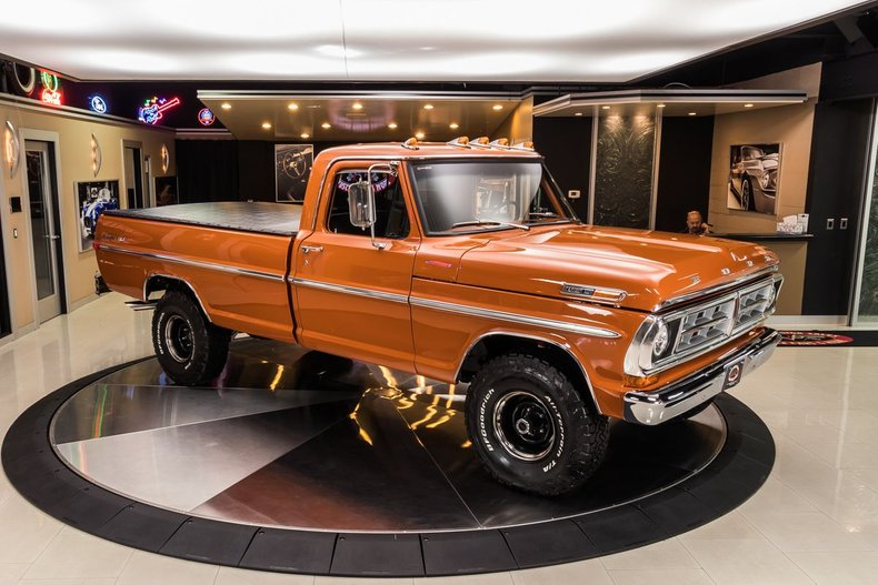 1971 Ford F100 31