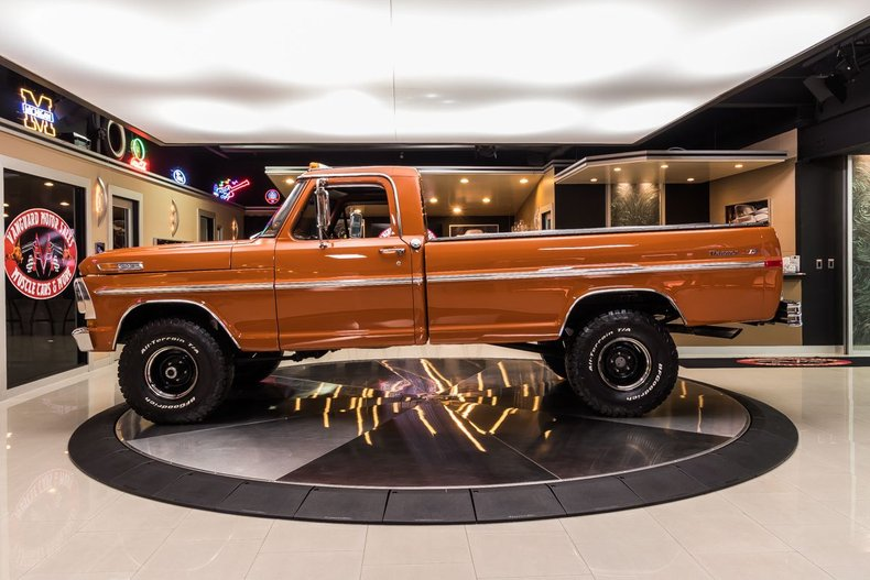 1971 Ford F100 38