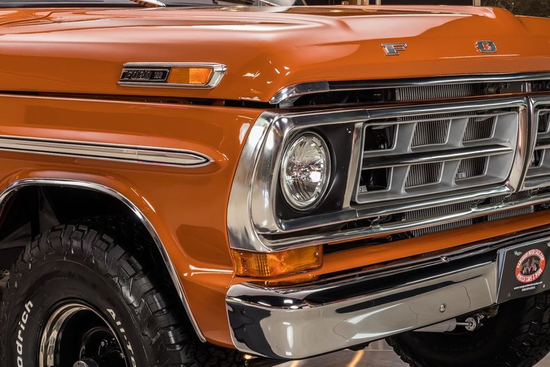 1971 Ford F100 40