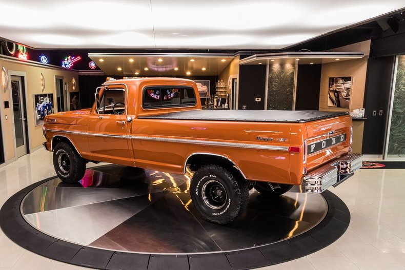 1971 Ford F100 37