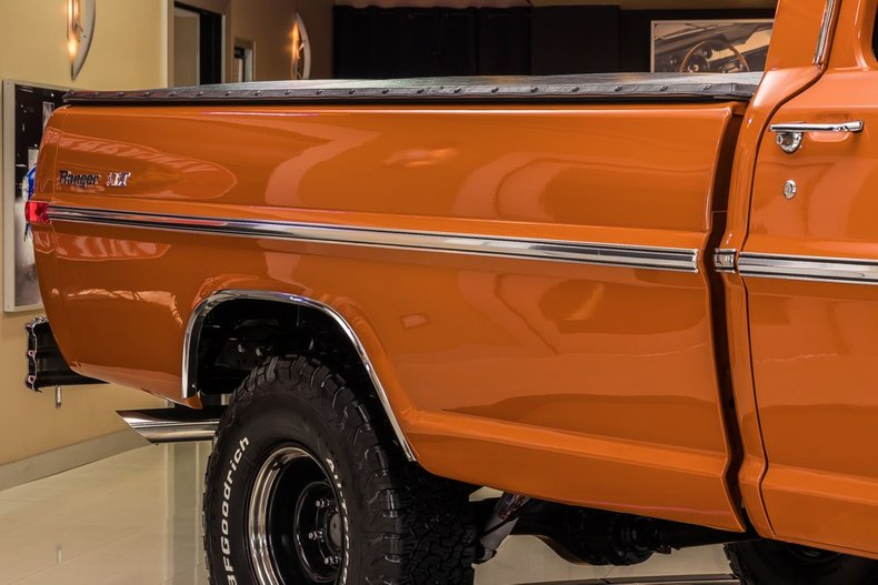 1971 Ford F100 42