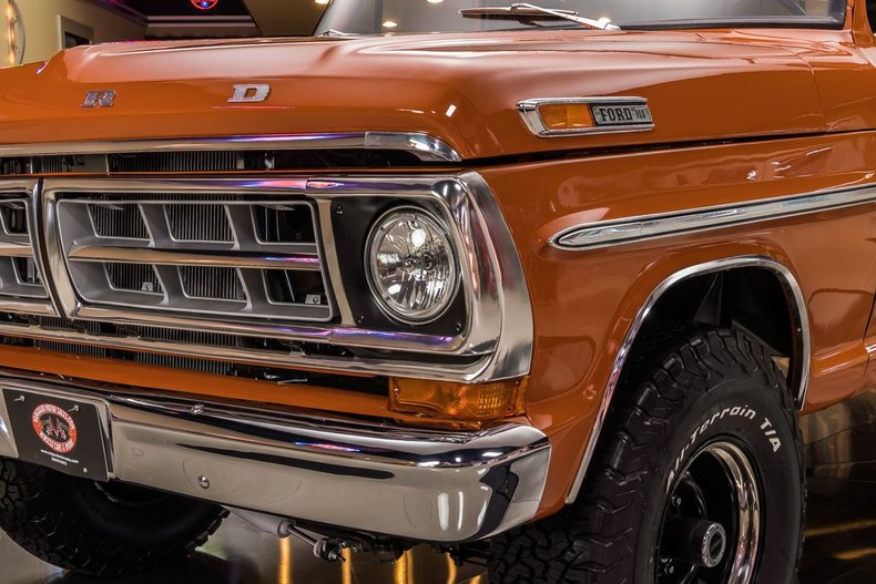 1971 Ford F100 48
