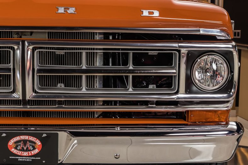 1971 Ford F100 47