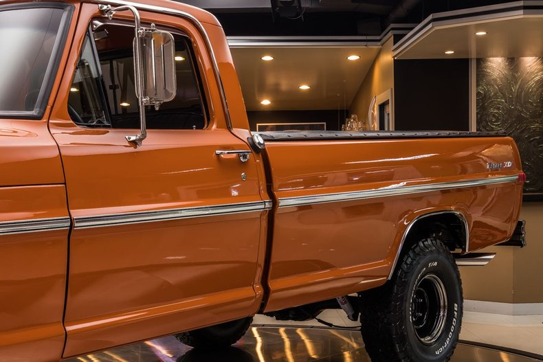 1971 Ford F100 49