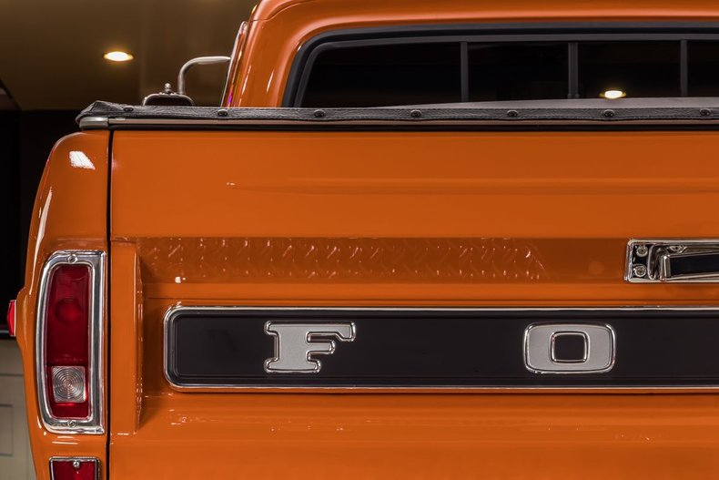 1971 Ford F100 52