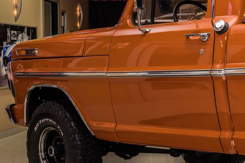 1971 Ford F100 55