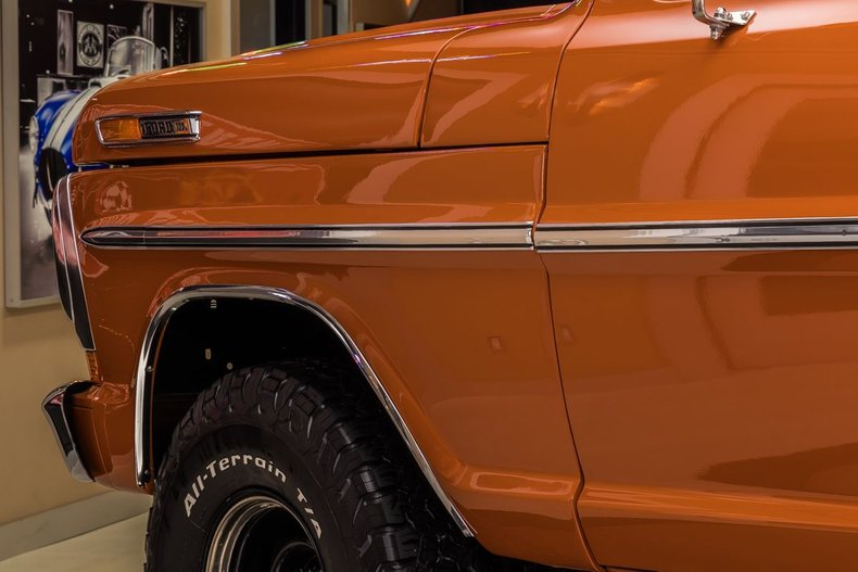 1971 Ford F100 56