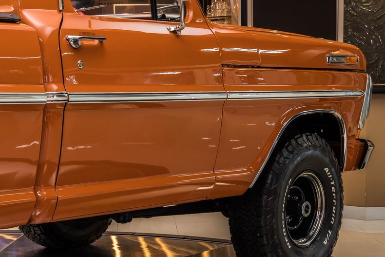 1971 Ford F100 64